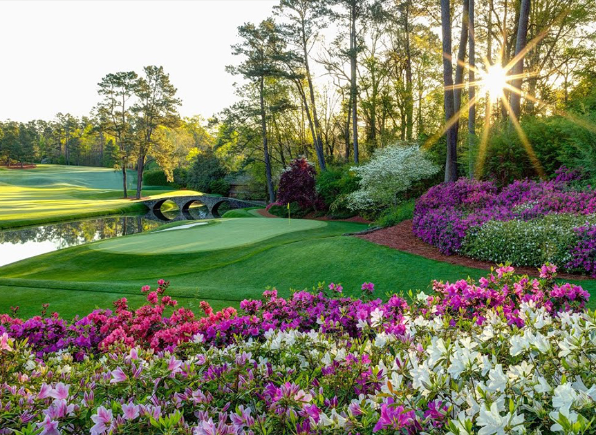 US Masters 2021: Looking ahead to Augusta Image